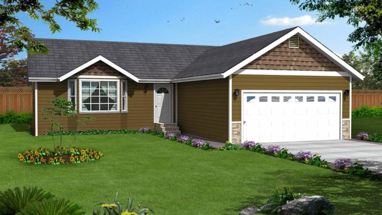 Tumwater 3 Bedroom One Story Home