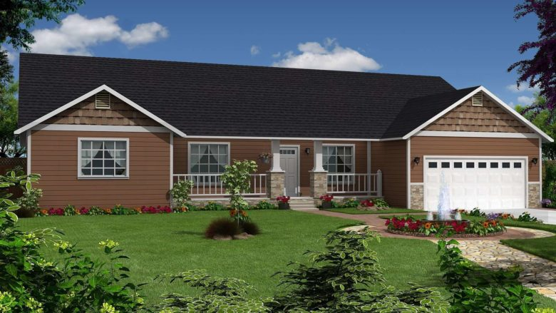 Pacific Dunes 3 Bedroom One Story Home