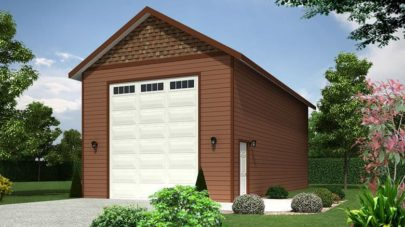 20 x 40 RV Garage