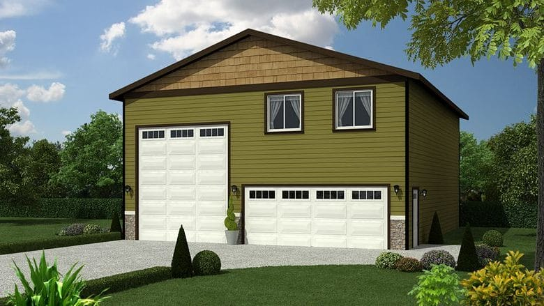 36 x 40 sq. ft. RV Garage