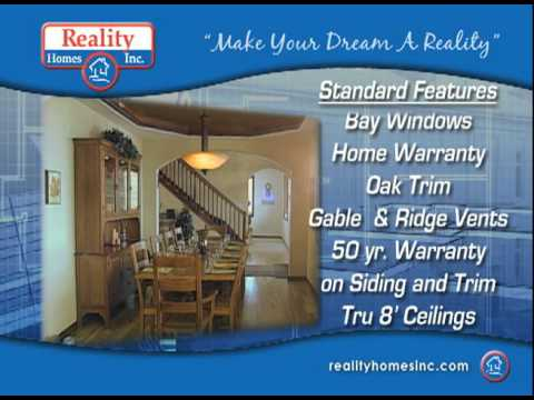 Welcome to Reality Homes, Inc. Watch our video to learn more about us!
