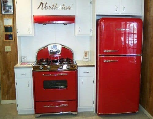 Designer Appliance Color
