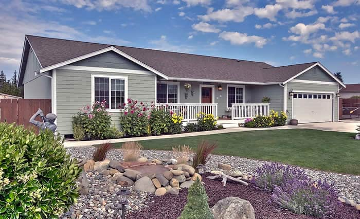 An Affordable Alternative To Manufactured Houses in Mt. Vernon, Washington