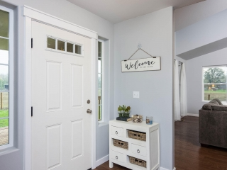 Whispering Firs entry way