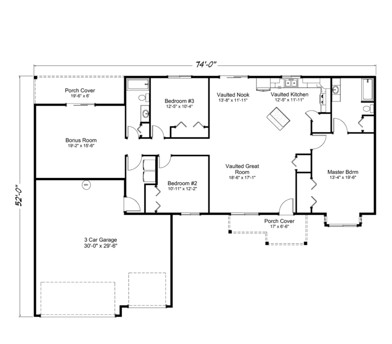 Druids Glen Base Reverse