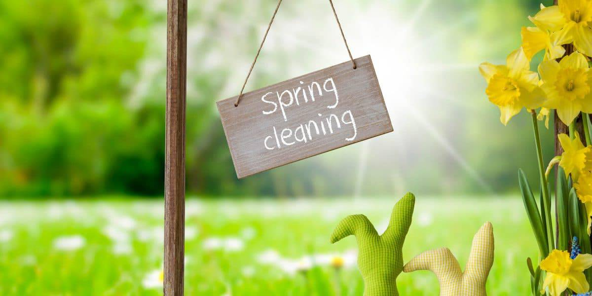 Spring Clean Your Reality Home